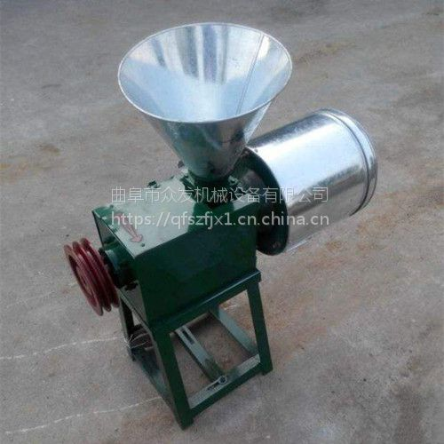 电动小麦/玉米磨面机 豆面加工面粉机 超细地瓜干磨面机