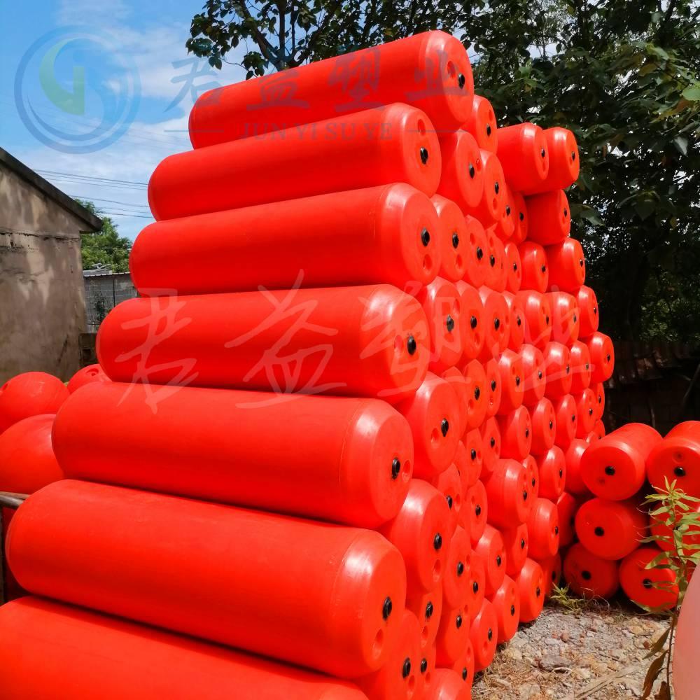 连云港塑料浮体 加工直径300*800圆柱浮体