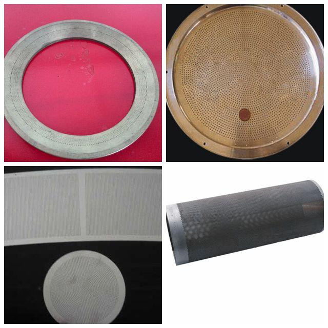 铝片精密激光打孔机 铝制品光纤激光微孔机 微小孔盲孔数控穿孔设备