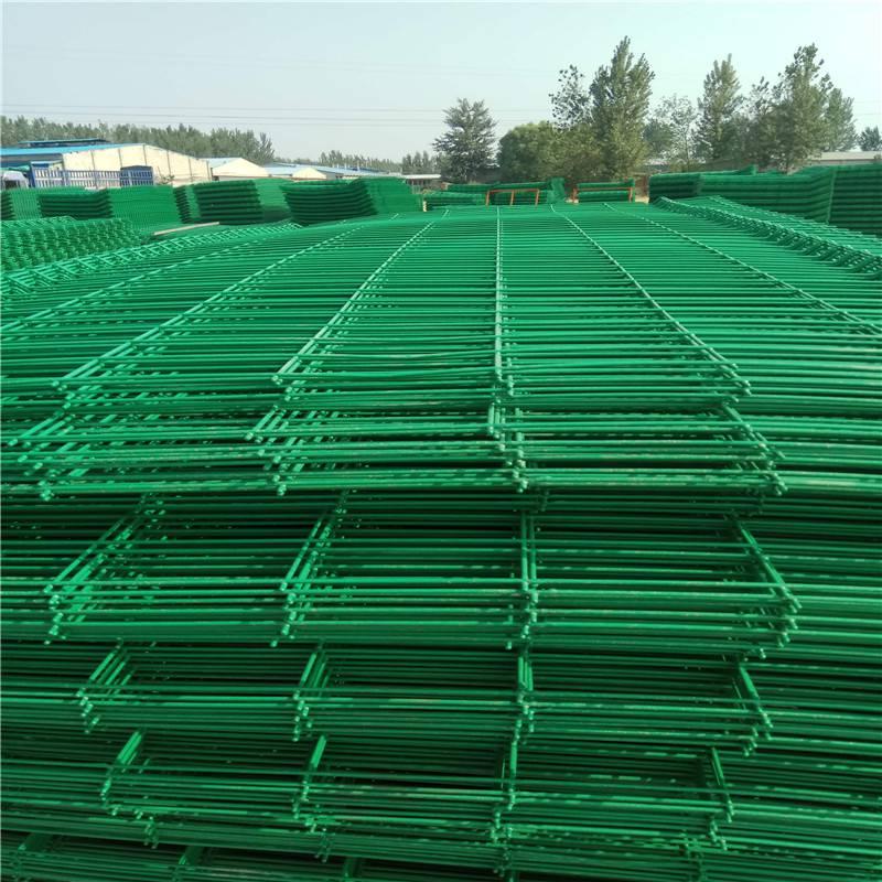 铁路护栏网厂家 车间护栏网 隔离铁丝网