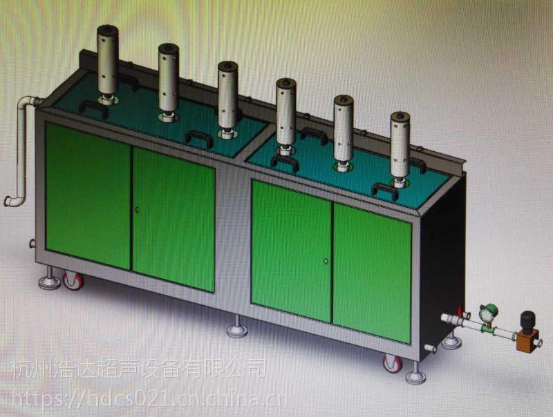 20K工业级3000W超声波分散机
