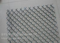 球场围栏网 院墙隔离勾花网 不锈钢幕墙装饰网 铜丝勾花网