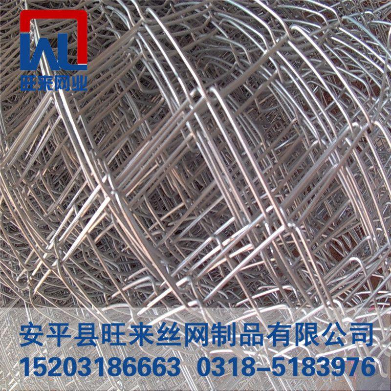 勾花护栏网 勾花网 菱形网 边坡防护网