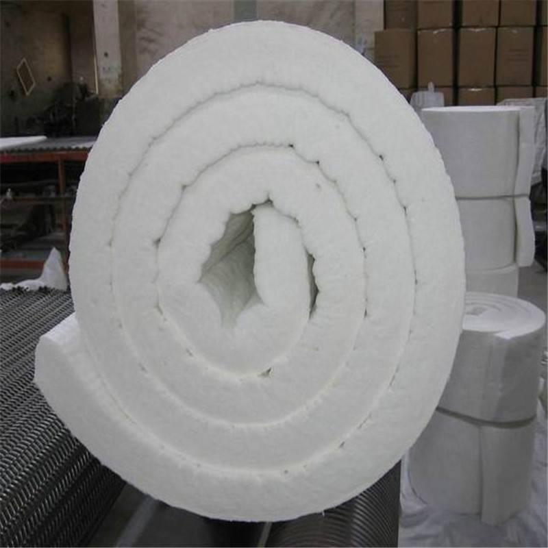 厂家无纺硅酸铝针刺毯 5公分无纺硅酸铝针刺毯
