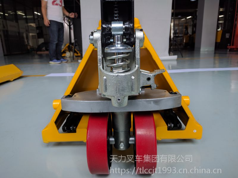 天力/西林/合派2吨-3吨手拉叉车手动叉车手动搬运车手拉搬运车手拉托盘车手动托盘车