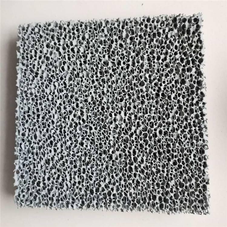 云南省昆明市碳化硅陶瓷过滤片铸造用