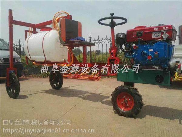 200升园林高压喷雾器 自走式果园农田喷雾器