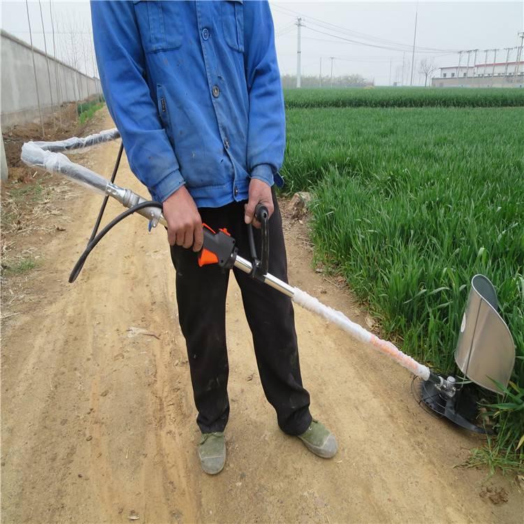 手推式剪草机 小型翻土除草机 浩发 西瓜地锄草机