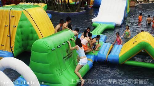 秦皇岛水上冲关出租 大型游乐设备水上冲关水上乐园出
