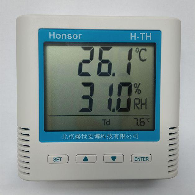 RJ45网络智能数字式型温湿度传感器