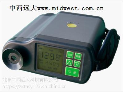 中西便携式红外测温仪(焦化厂专用) 型号:IH66-IR-3D库号:M376079