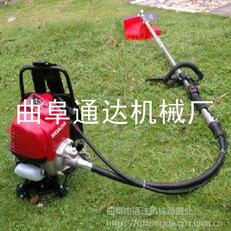 厂价直供 汽油小型农用收割机 优质麦子收割机 通达牌 家用小型割草机