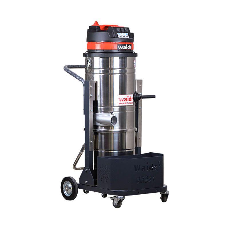 新建厂房清洁专用大功率工业吸尘器双桶吸尘效果非常好威德尔WX-3610