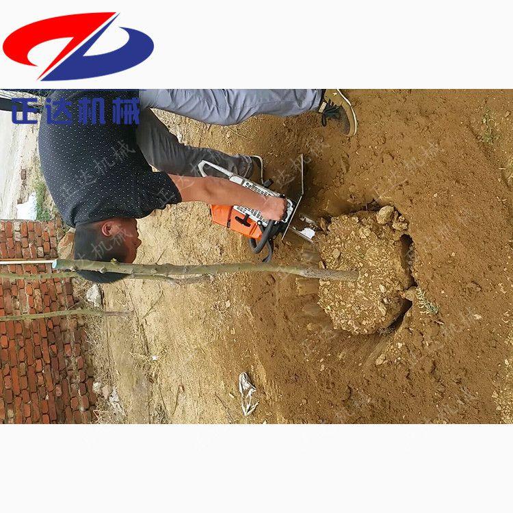 茂名带土球挖树机 新型苗木挖树机批发