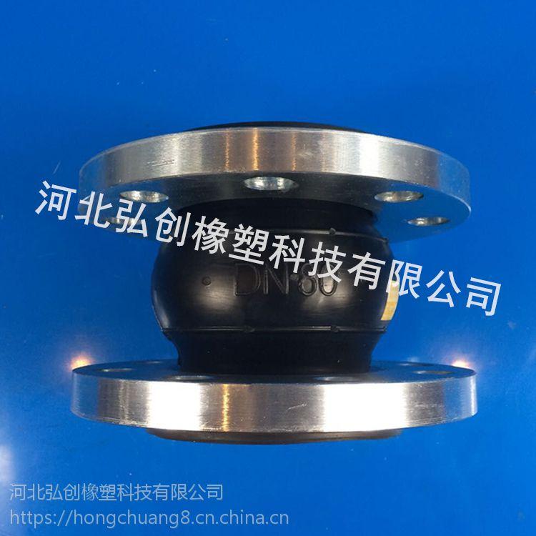 耐磨系数优减震效果明细|DN150橡胶软接头