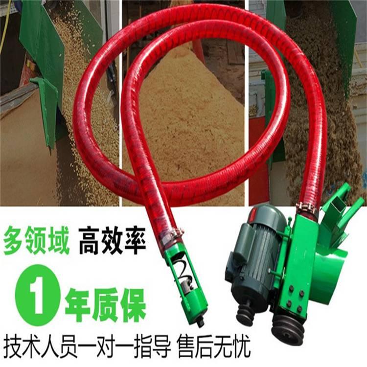 粮贩专用车载吸粮机 快速高效装车抽粮机润华制造