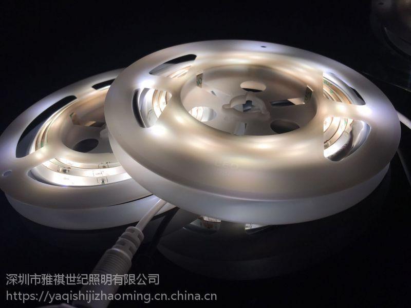 雅祺LED床底灯 夜起自动双面板床底感应灯条 智能人体红外感应灯带