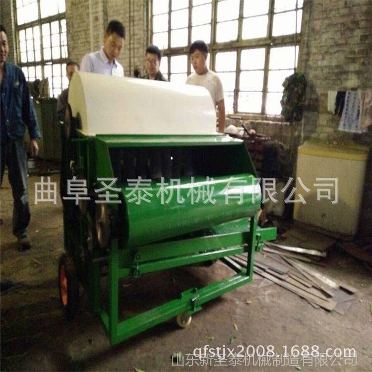 供应采摘青豆的机器 青毛豆采摘机 大型采摘机厂家