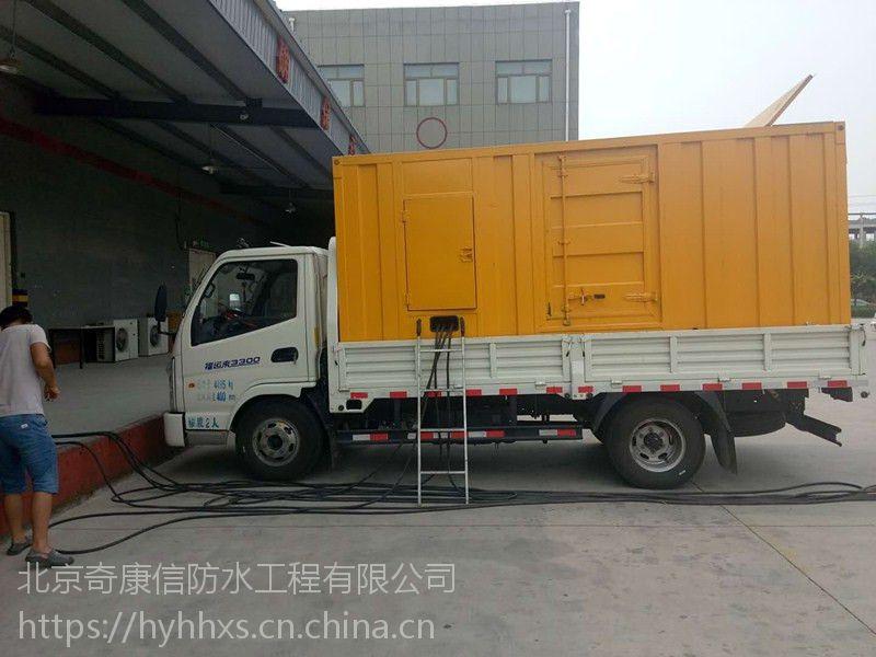 涿州发电机租赁 静音发电机出租