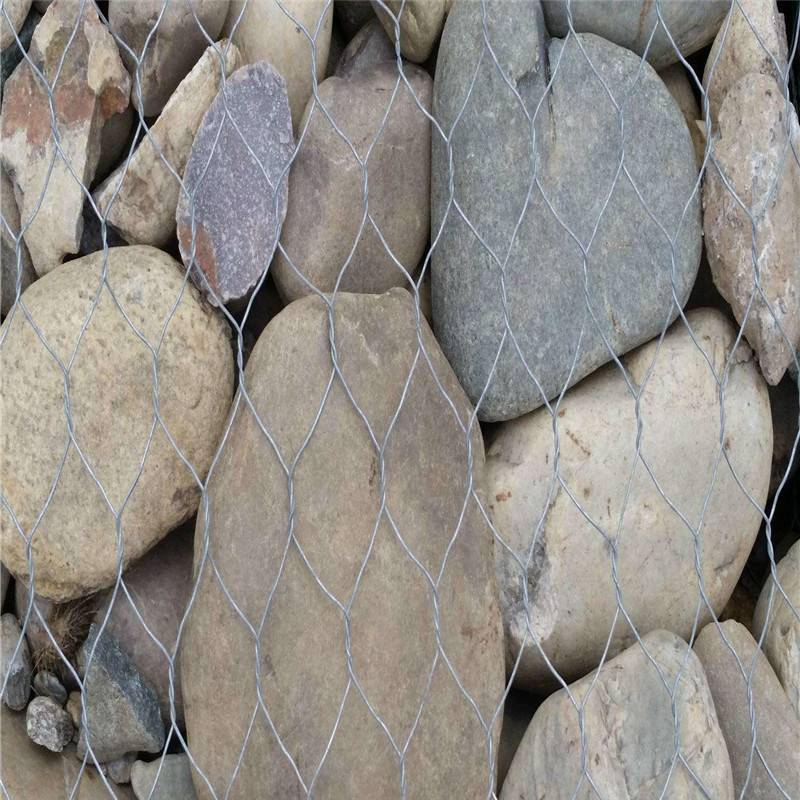石笼网采购 铁丝石笼网 铅丝笼