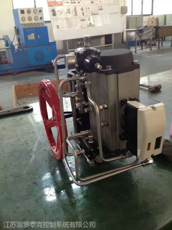 AT-SR240 双作用气动执行器 阀门气缸气动头 阀门气动执行器 90度气动执行器 at气动执行器