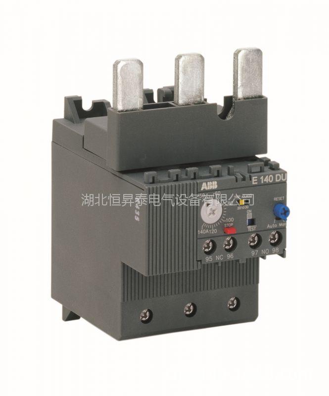 ABB电子过载继电器E 140 DU 140A