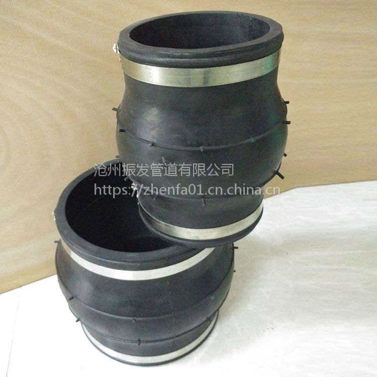 临漳县橡胶软连接厂家 临漳县橡胶软接头厂家|ZF0143