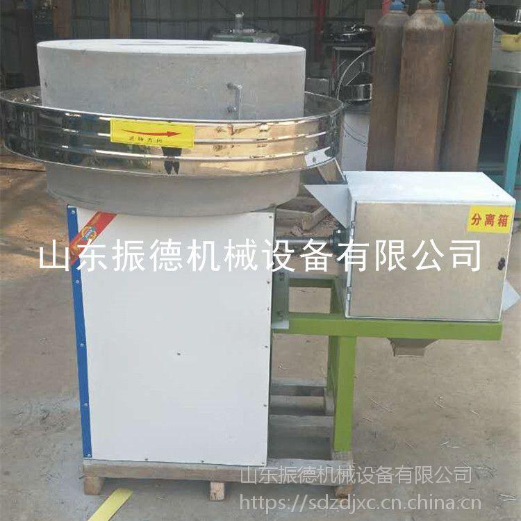 三相电专用杂粮面粉石磨机 多功能石磨面粉机 高粱面加工机械 振德直销