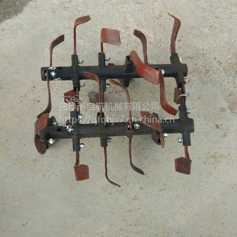 自走式桃树开沟施肥回填一体机 启航果园硬地翻土开沟机多少钱一台