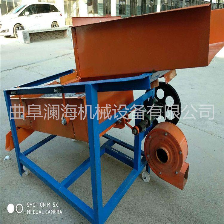 振动筛小型粮食筛选机 稻麦清粮机 优质杂粮筛选设备