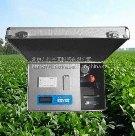 微电脑土壤养分测试仪