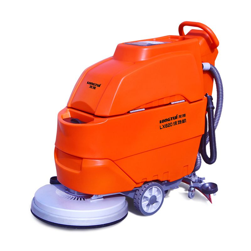 昆山龙工洗地机