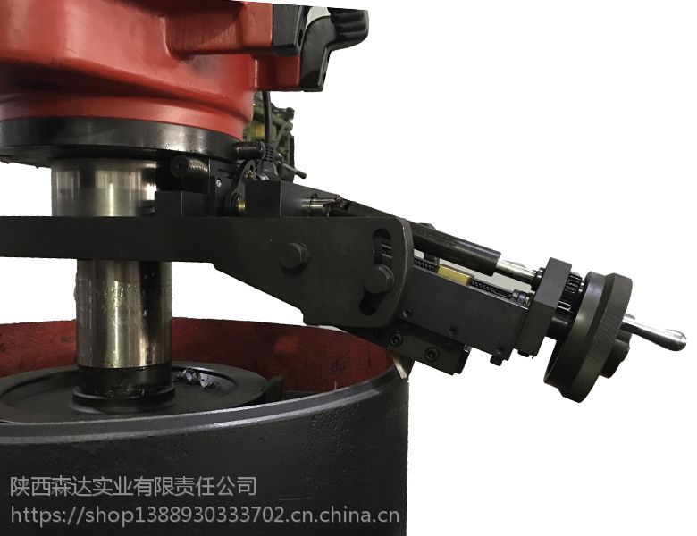 西安上海华威 ISY-80 电动式管子坡口机 内涨式管道坡口机厂家