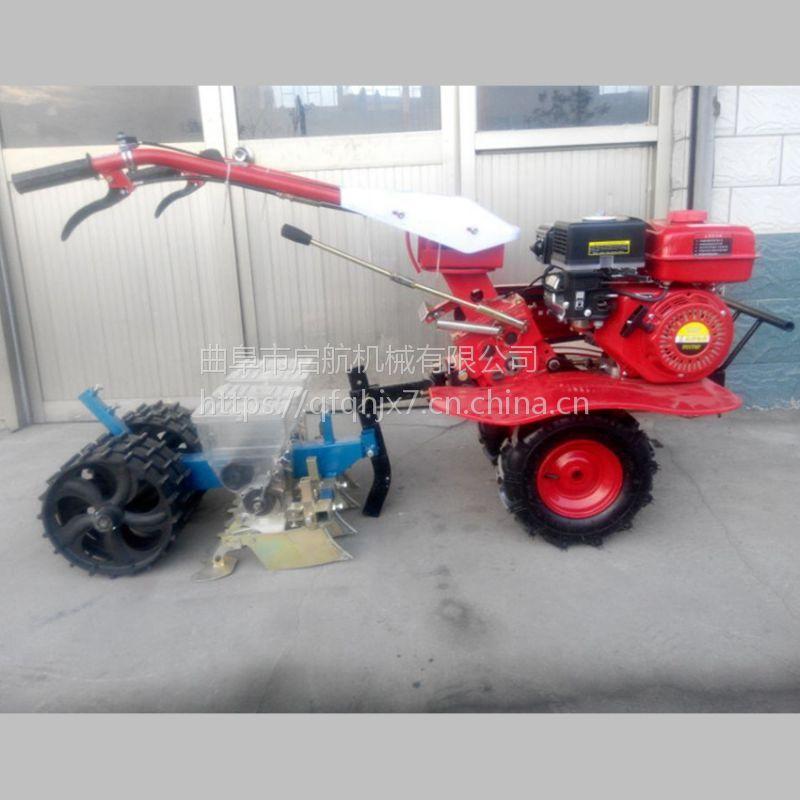 小型萝卜油菜精播机 新型谷子播种机 启航小麦播种机