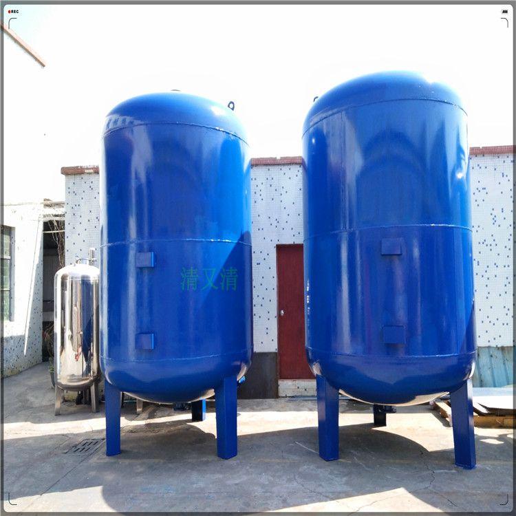 环江毛南族自治县润新阀全自动地下水过滤罐清又清立式机械污水过滤器