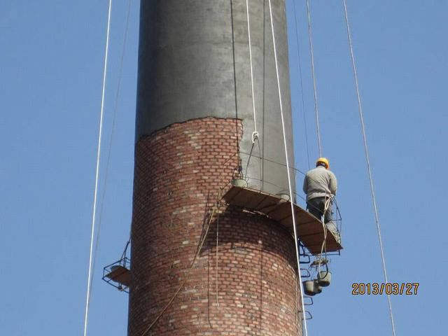 铜仁烟囱拆除方案