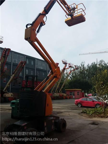 乌兰浩特市出租高空作业车阿尔山市出租升降平台,修路灯车出租