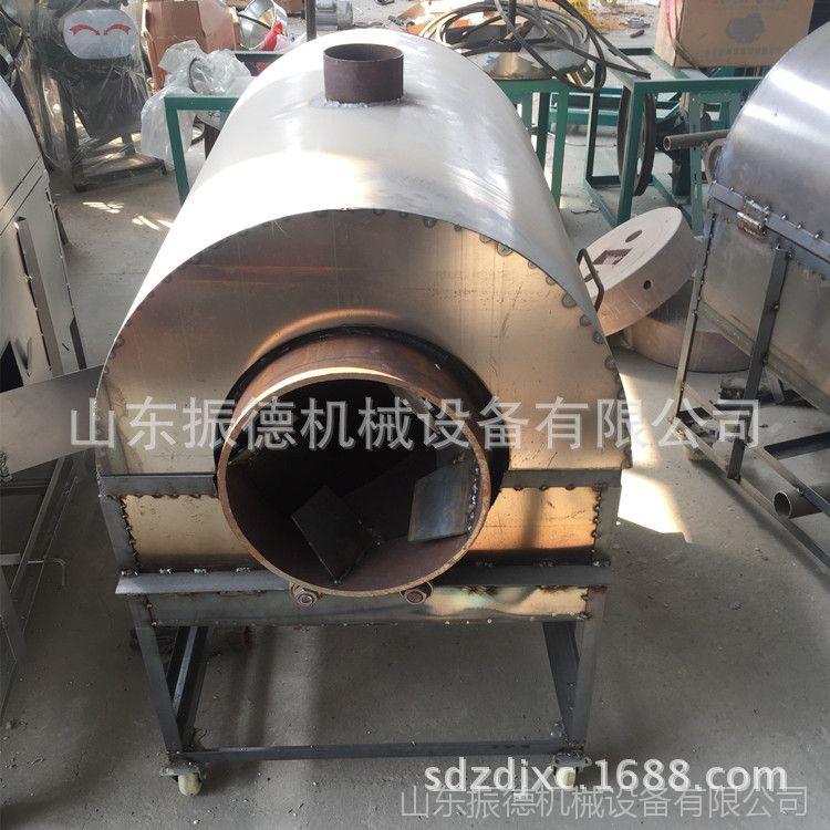 焦糖瓜子炒货机 振德牌 不锈钢炒货机 卧式碳加热炒货机