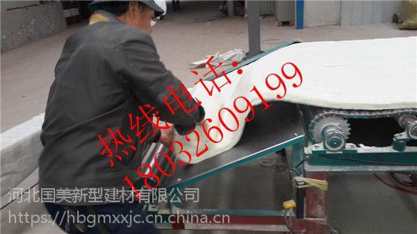 大型机制硅酸铝针刺毯大量现货 硅酸铝耐火纤维板厂家电话