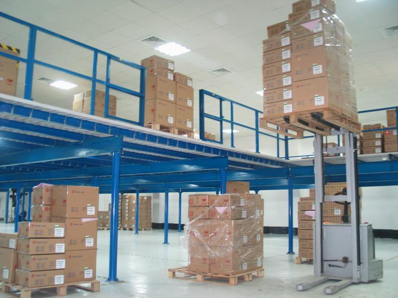 杭州立野货架钢平台,优质冷轧钢,厂家直销支持非标定制