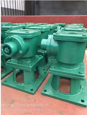 鑫川水利供应QL型10T手摇式启闭机10吨手动螺杆启闭机供应商