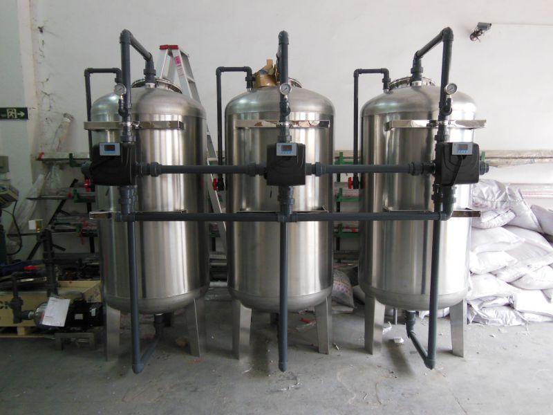 厂家直销预处理设备 反渗透超滤预处理设备 不锈钢预处理设备