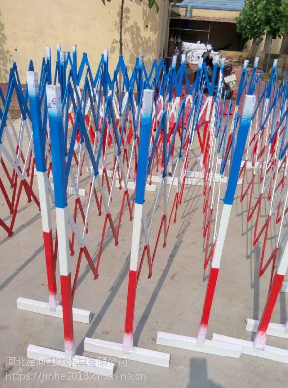 伸缩式安全围栏,玻璃钢伸缩围栏厂家