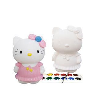 玩具DIY石膏支付娃娃石膏步骤彩绘用品石膏模活动宝怎样操作儿童图片
