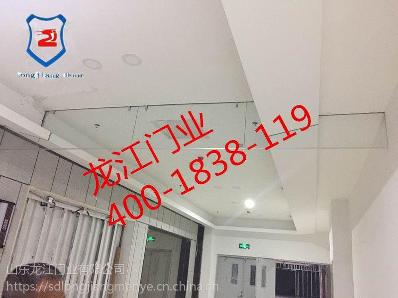 供应山东挡烟垂壁铝型材|消防验收有保证|山东龙江门业18853102499