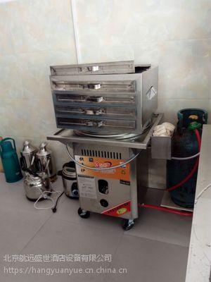 航远 做广东肠粉的机器|抽屉式蒸肠粉机