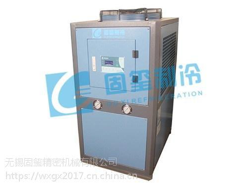 无锡固玺精密机械(在线咨询),水冷式油冷机,水冷式油冷机配件