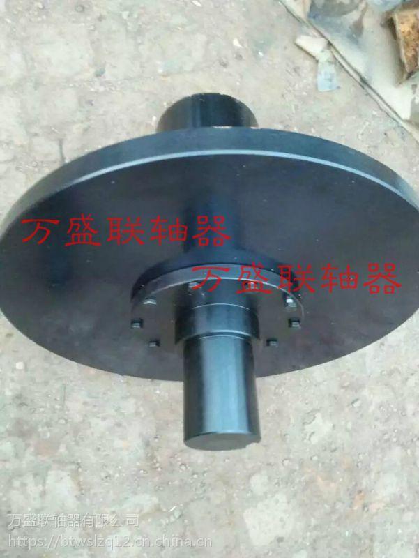 WG型鼓型齿式联轴器型号与特点