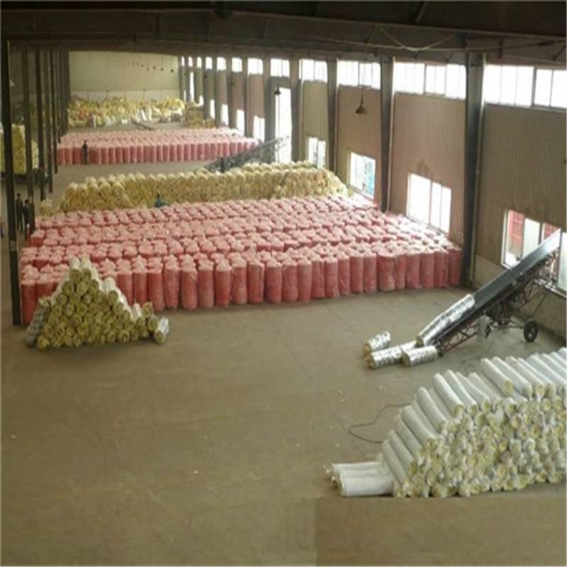 专业设计贴箔玻璃棉板 屋顶保温玻璃棉卷厂价批发