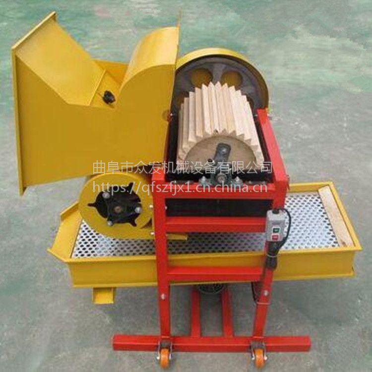 果皮分离机 加大风机高效率花生剥壳机 不伤种皮花生脱壳机